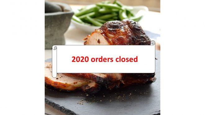 Pork closed
